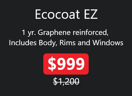 Ecocoat EZ Promo