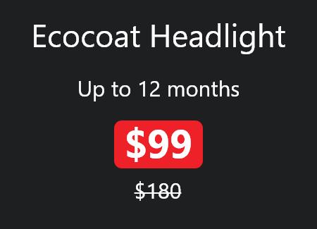 Ecocoat Headlight