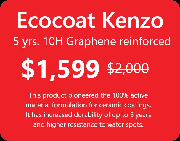 Ecocoat Kenzo Promo